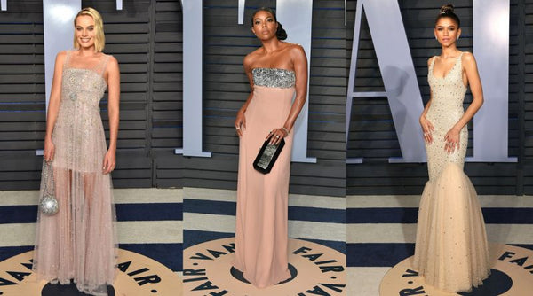 Best Dressed at the Vanity Fair Oscar Party