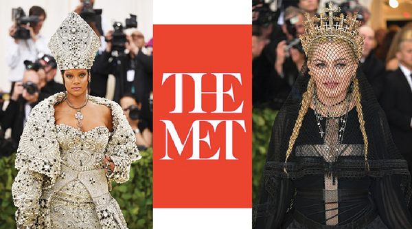 Met Gala 2018 with Narcisa Pheres Jewelry