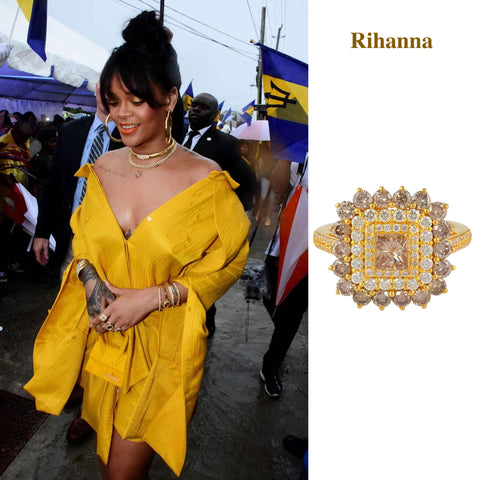 Commemoration of Rihanna Drive in Barbados