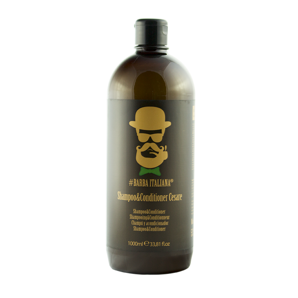 Shampoing conditionneur 2 en 1 - Cesare