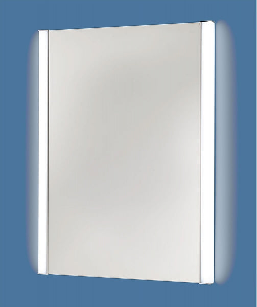 Sergeña Dual LED Color Hardwired Wall Mirror 37WBL