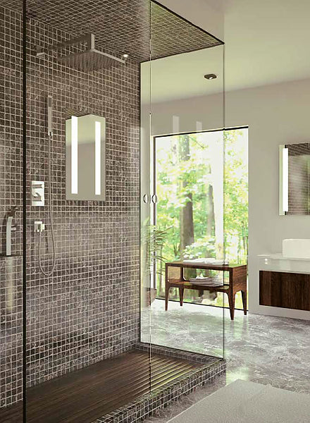 Electric Mirror Acclaim LED Back-Lighed Shower Mirror will Transform Your Shower Experience