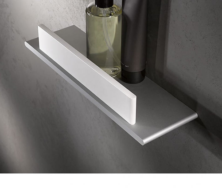 Keuco Edition 400 Shower Shelves - Rectangular, Corner, with or without Squeegee