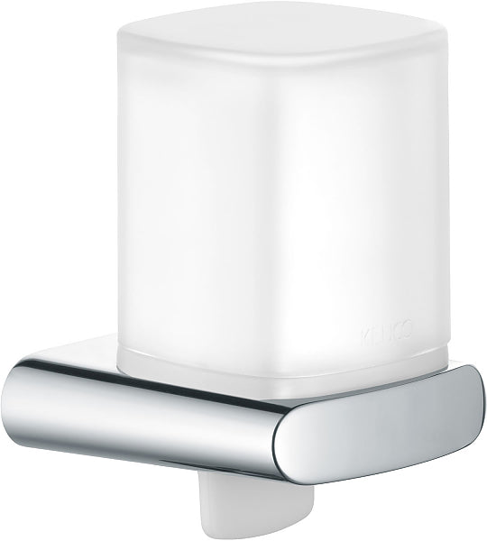 Keuco Elegance Lotion Dispenser for Liquid Soap - despenses from below