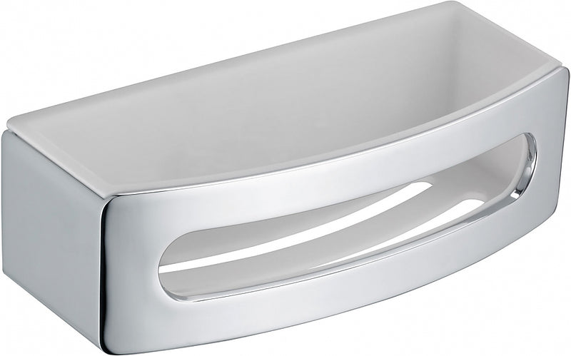 Keuco Elegance Shower Basket Shelves - Straight and Corner