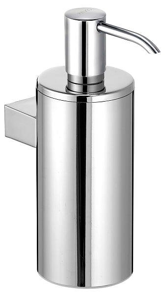 Keuco Plan Lotion Dispenser for Liquid Soap with Chrome or Stainless Steel Bottle