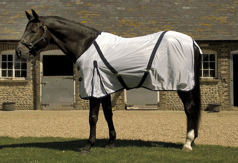 Fly Rug Supplied With Neck Cover