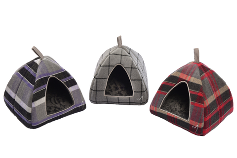 Gor Pets Camden Pyramid Pet Bed