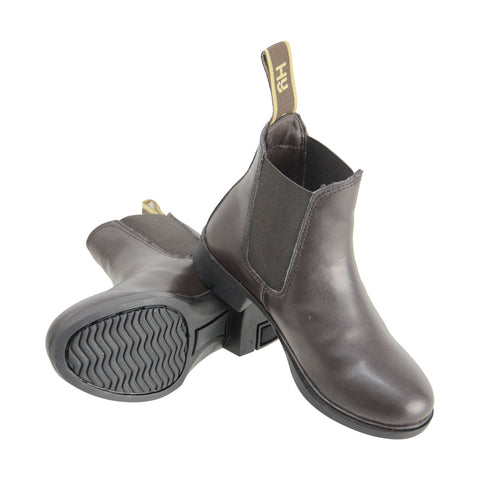 Beverley Synthetic Children Jodhpur Boot