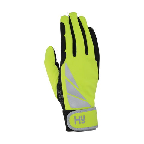 Reflector Riding Gloves