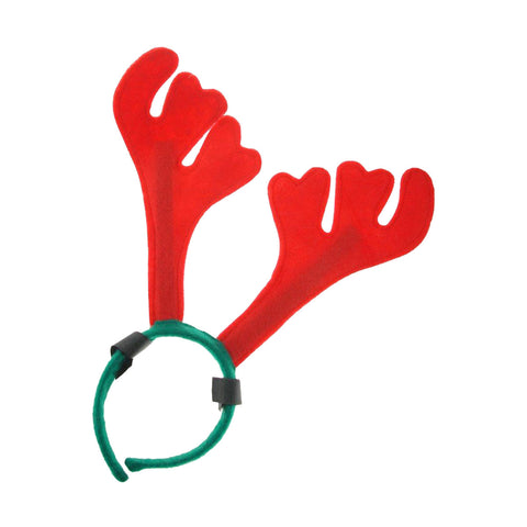 Antlers with Hoop and Loop Attachment