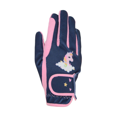 Unicorn Children's Riding Gloves