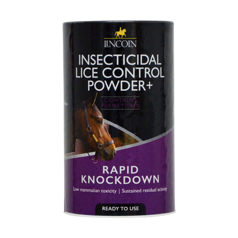Insecticidal Lice Control Powder+