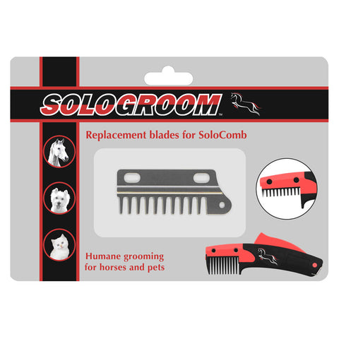 Solo Comb Replacement Blade