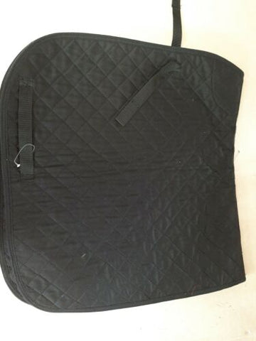 Castle Black Large Dressage Saddle Pad