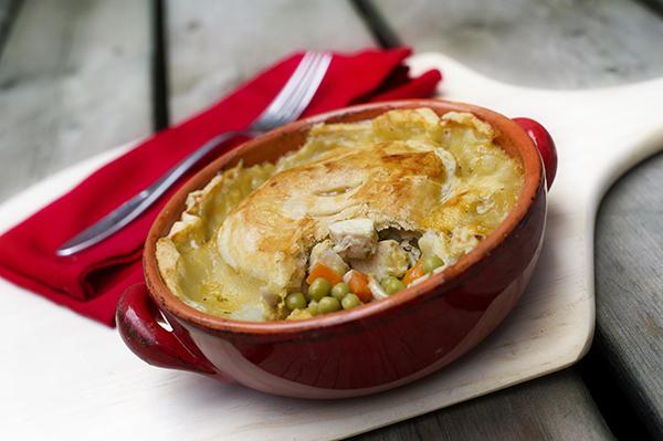 Savoury Pot Pies (DF)