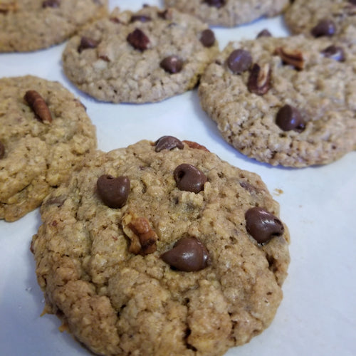 Oatmeal Pecan Chocolate Chip 1 doz