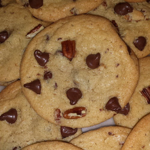 Pecan Chocolate Chip 1 doz