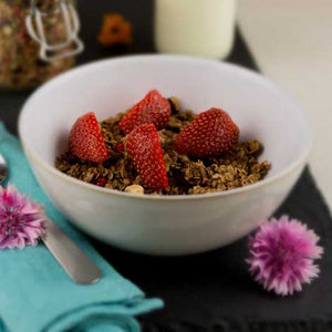 Granola: cacao power