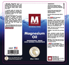 Load image into Gallery viewer, Magnesium Oil