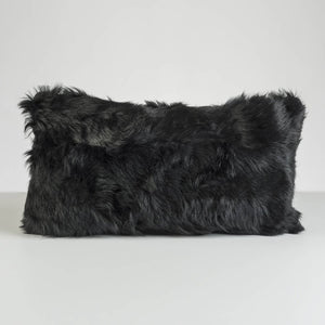 Ultimate Luxury Fur Lumbar Pillow