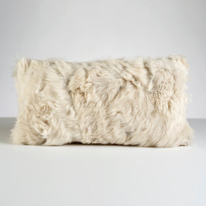 Ultimate Luxury Fur Lumbar Pillow - JG Switzer
