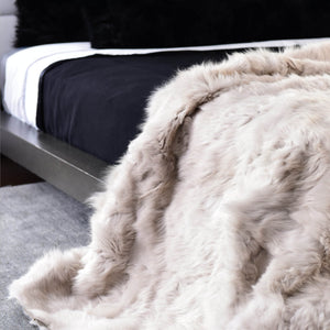 Toscana Sheep Throw Unlined