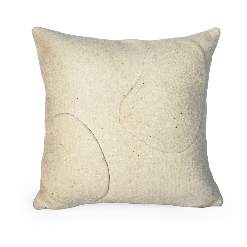 Applique Fabric Pillow