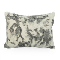 Mixed Grey Gotland Pillow