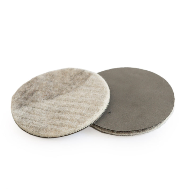 Wool & Leather Coasters