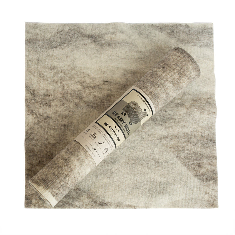 100% Natural Wool Ready Roll - JG Switzer
