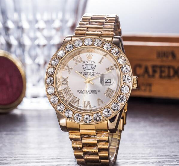 Rolex Oyster Perpetual DateJust Watch - Eshopping4life