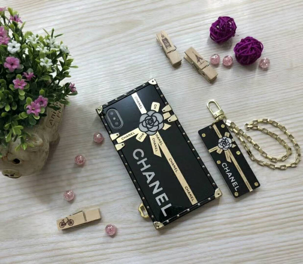 Chanel phone case for iPhone - Eshopping4life