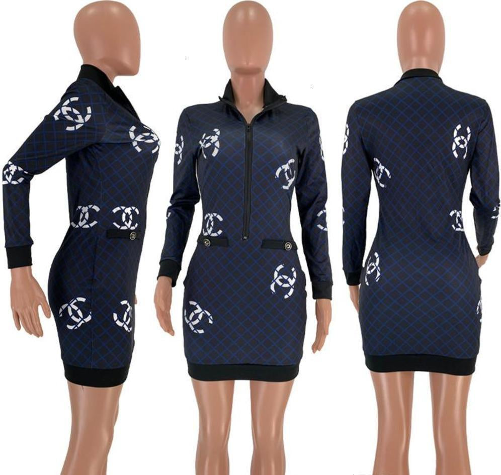 Mini Designer CC Dress - Eshopping4life