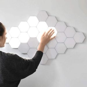 Hexagonal Touch Lights - Eshopping4life