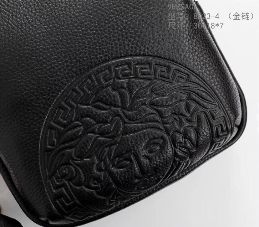 Medusa Leather CrossBody - Eshopping4life