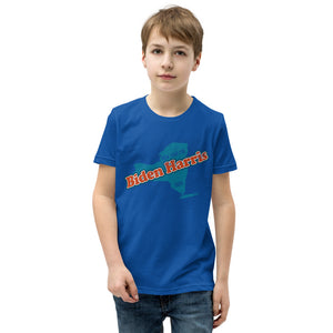 NY Biden Youth Short Sleeve T-Shirt
