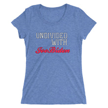 Load image into Gallery viewer, Biden Undivided Ladies' short sleeve t-shirt