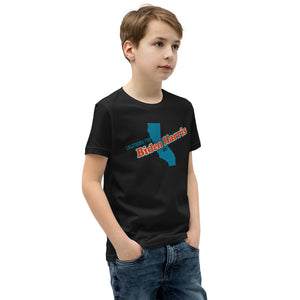 California Biden Youth Short Sleeve T-Shirt