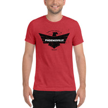Load image into Gallery viewer, Spread Phoenix Tri Blend T Shirt