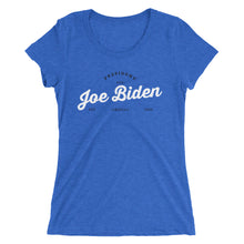 Load image into Gallery viewer, Biden Ladies' short sleeve t-shirt