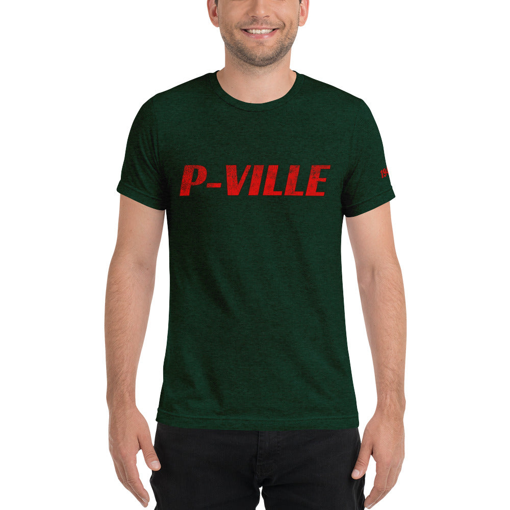 P-Ville Short sleeve t-shirt