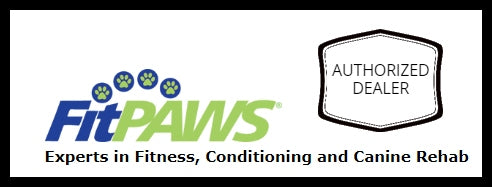 FitPAWS dealer, dog exercise products, dog gym