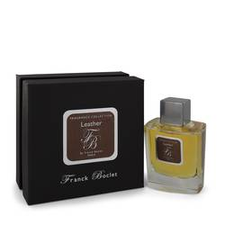 Franck Boclet Leather Eau De Parfum Spray By Franck Boclet