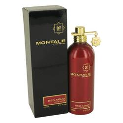 Montale Red Aoud Eau De Parfum Spray By Montale