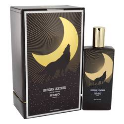 Russian Leather Eau De Parfum Spray (Unisex) By Memo