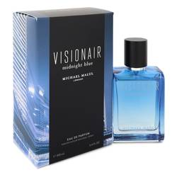 Visionair Midnight Blue Eau De Parfum Spray By Michael Malul