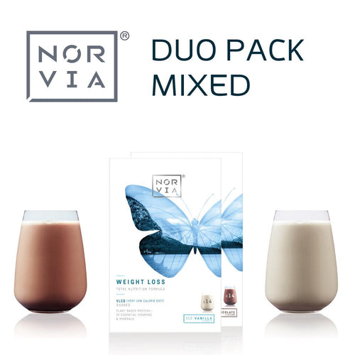 Norvia duo pack mixed