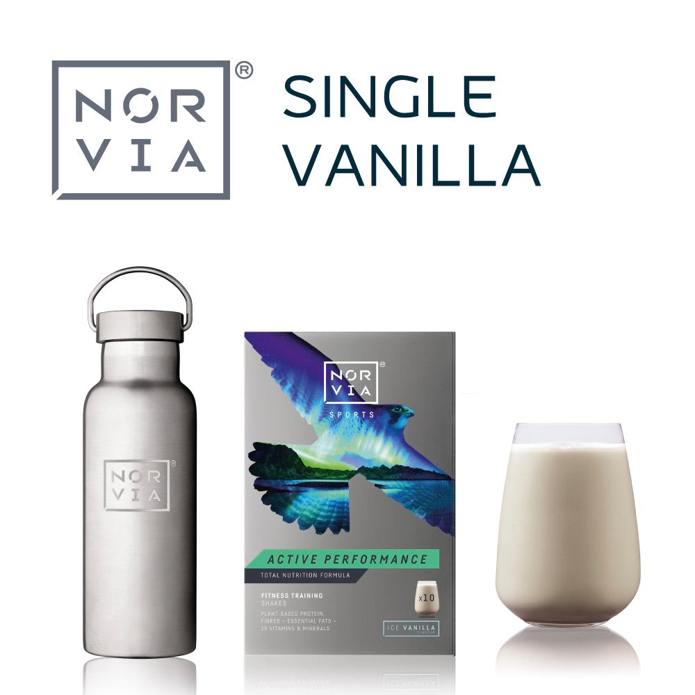 ACTIE 1+1 Norvia Active Performance - Vanille