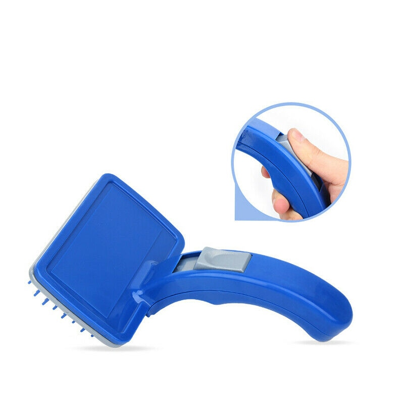 Pet Self Cleaning Comb